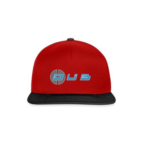 Dub Geometry Simple Blue - Snapback Cap