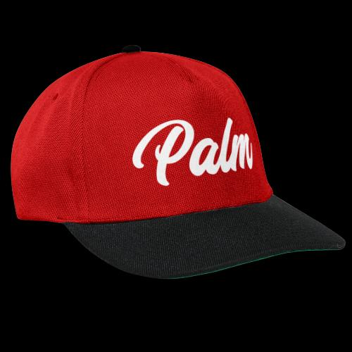 Palm Exclusive White - Snapback Cap