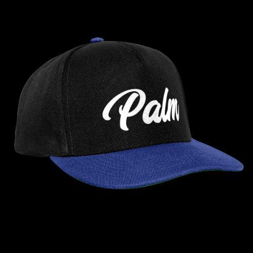 Palm Exclusive White - Snapback Cap