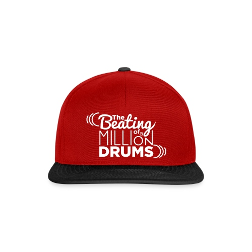 The Beating of a millions drums - Gorra Snapback