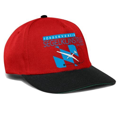Design 02 (1-facher Druck vorne) - Snapback Cap