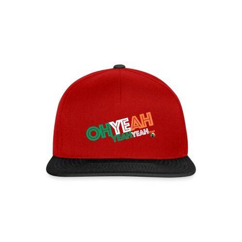BazzlarOhYeah - Snapback Cap