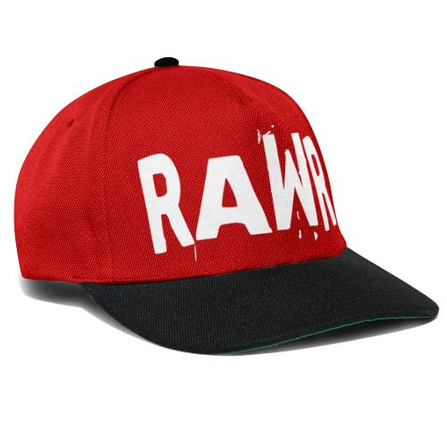 Rawr - Snapback Cap