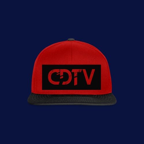 CDTV Box Logo - Snapback Cap