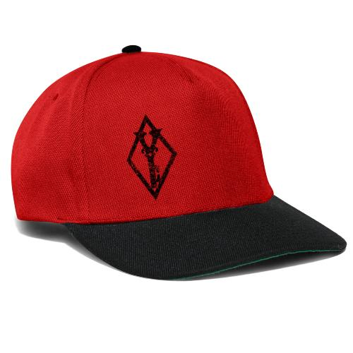 Black Diamond Key - Snapback-caps