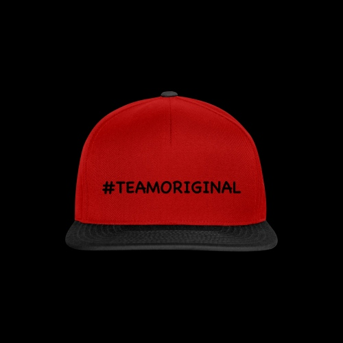 TEAM ORIGINAL - Snapback Cap