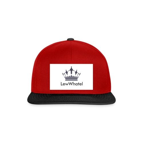 LewWhatel - Snapback Cap