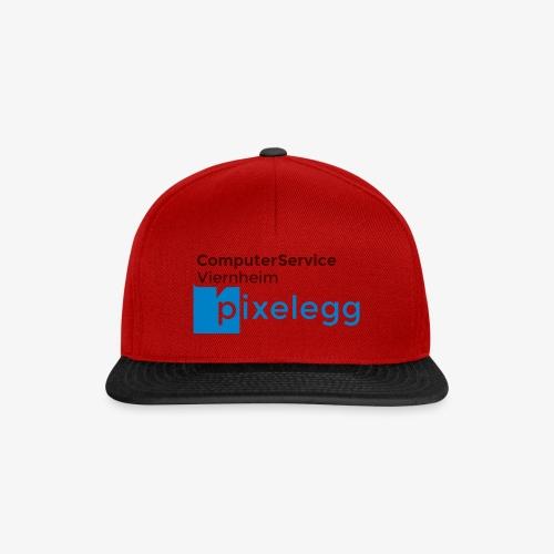 pixelegg Logo Computerservice 15042020 - Snapback Cap
