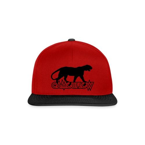 Camouflow Panther - Snapback Cap