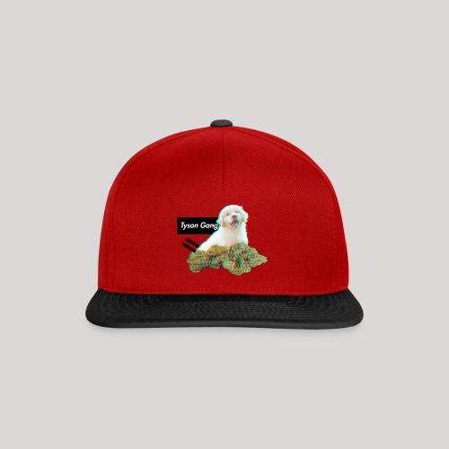 Tyson Gang Doggo Oro e Argento Cappello - Snapback Cap
