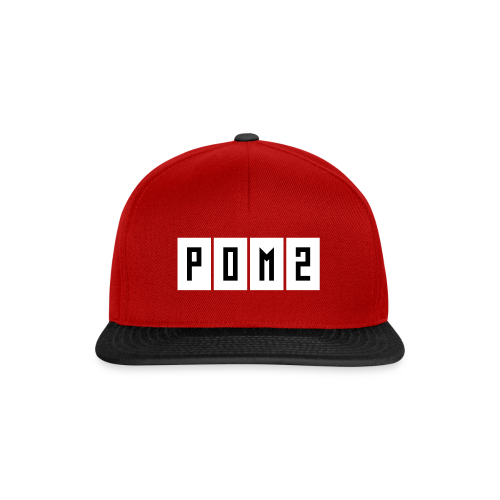 POM Gamestyle 2 - Casquette snapback