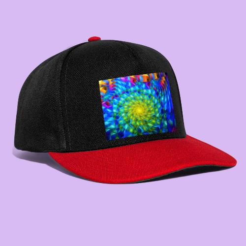 Astratto luminoso - Snapback Cap