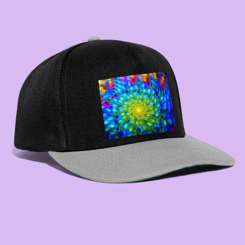Astratto luminoso - Snapback Cap