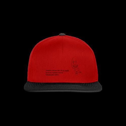 Villi_ja_v--synyt-png - Snapback Cap