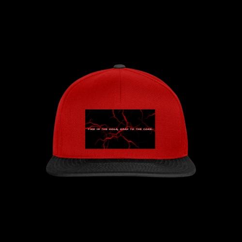 Technoooo - Snapback Cap