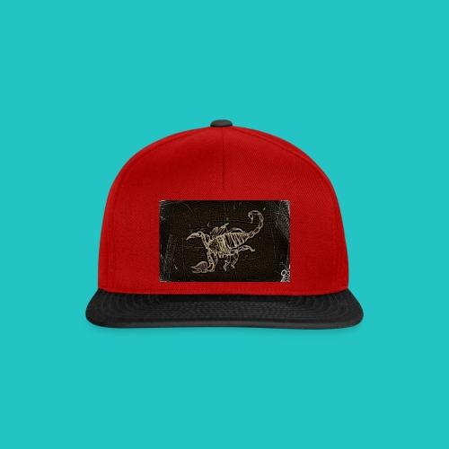 skorpion_grafika-jpg - Czapka typu snapback