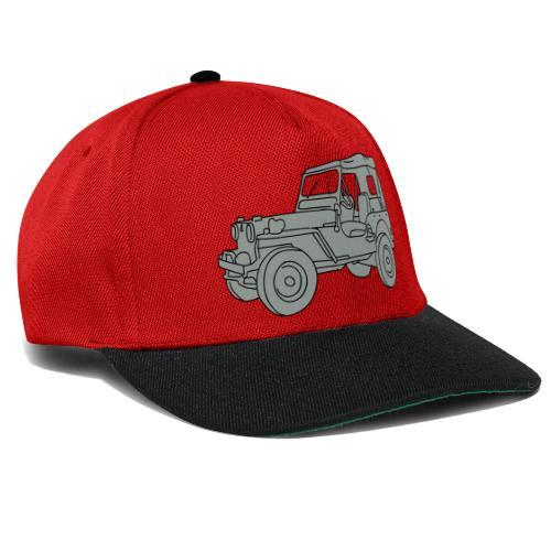 Geländewagen SUV 2 - Snapback Cap