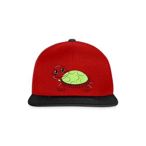 Schildkröte - Snapback Cap