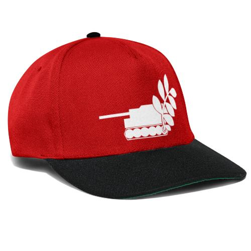 Global Campaign on Military Spending Logo v1 - Snapback Cap