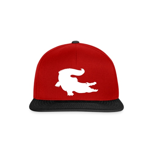 Metal Gear Online - Crocodile Rank - Snapback Cap