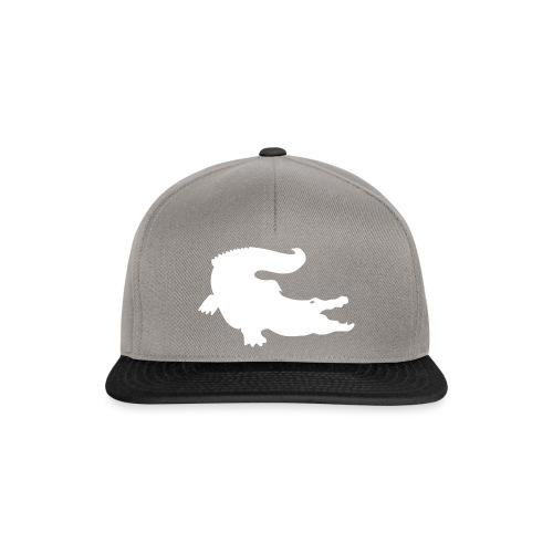 Metal Gear Online - Crocodile Rank - Snapback Cap