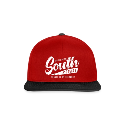 South Coast Sea Surfer Textiles, Gifts, Products - Snapback Cap