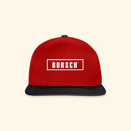 Borsch - Snapback Cap