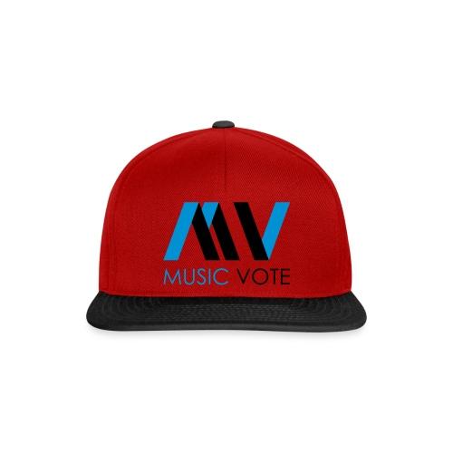 MusicVote - Snapback Cap