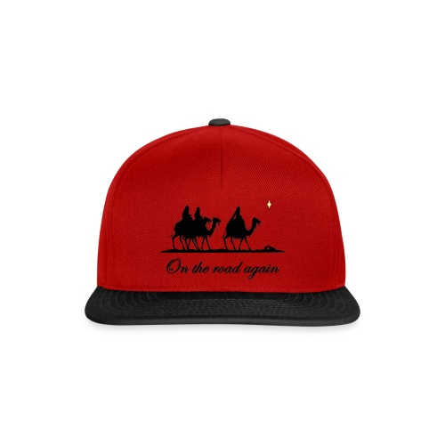 Xmas Edition on the Road again - Snapback Cap