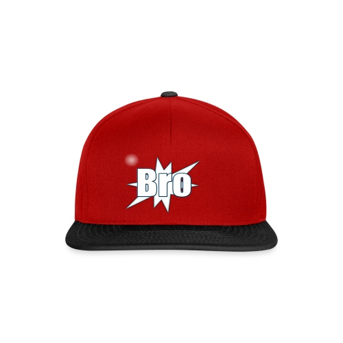 Bro hats and shirts - Snapback Cap