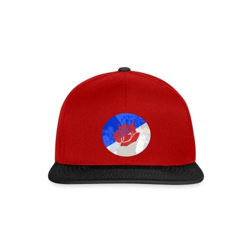 Circle Logo - Snapback Cap
