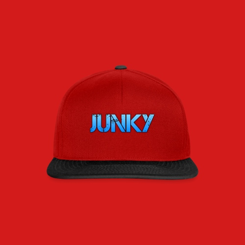 Junky Skate Blue - Snapback Cap