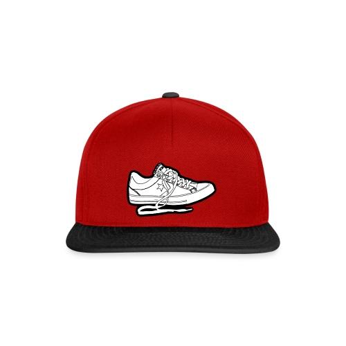 Sneaker - Snapbackkeps