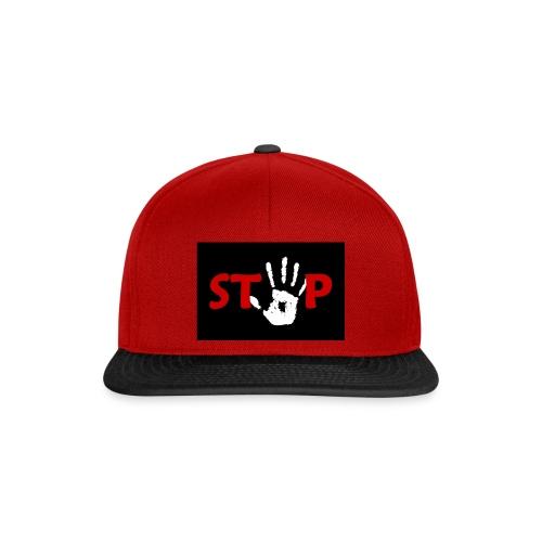 Anti- bullying armour - Snapback Cap