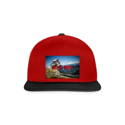 mtb boy clothes - Snapback Cap