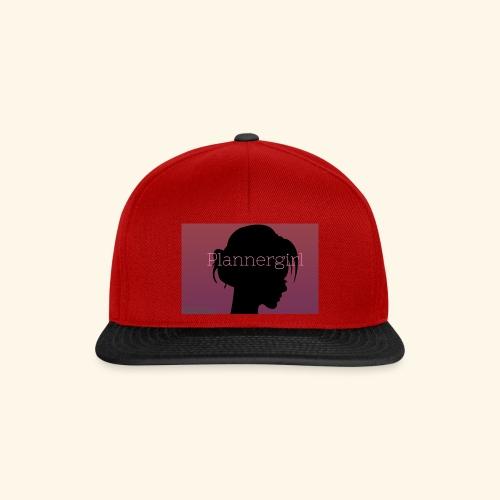 Plannergirl Kollektion - Snapback Cap