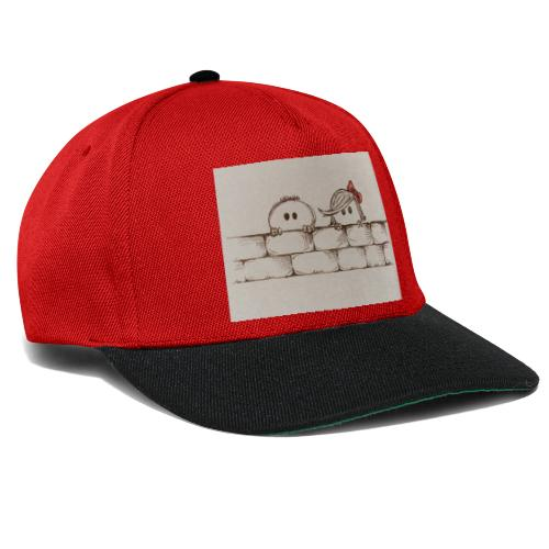 Behind the wall - Snapback Cap