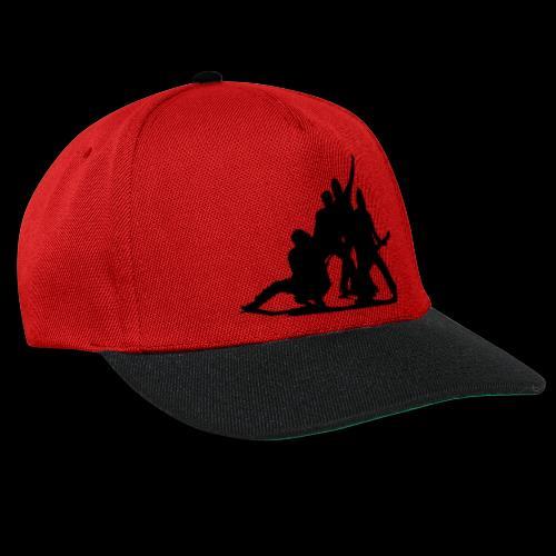 Glimmer siluett - Snapback-caps