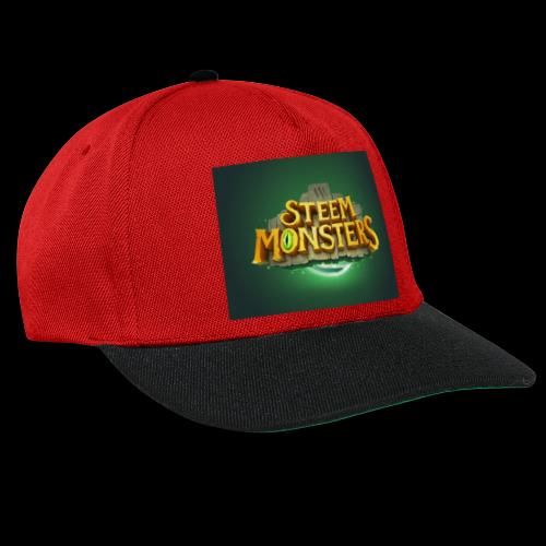 steem monsters - Snapback Cap