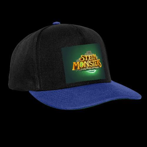 steem monsters - Snapback Cap