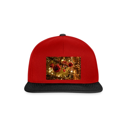 Christmas clothes - Snapback cap