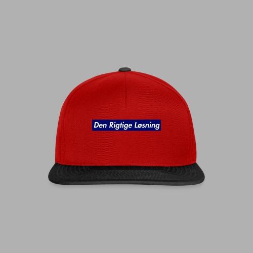 DRL BOGO - Snapback Cap