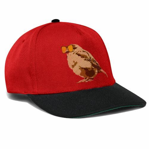 Mus Yellow - Snapback cap