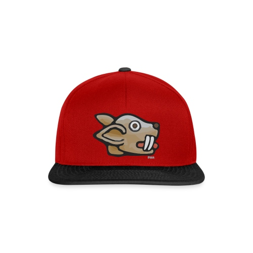Aztec Rabbit Star - Snapback Cap