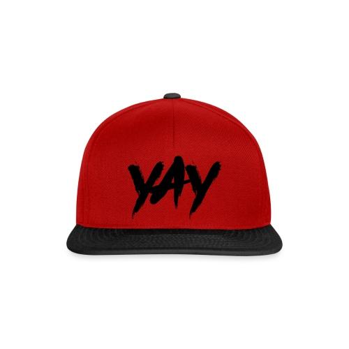 Yay - Snapback Cap