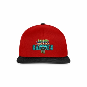 JairGames NL merch - Snapback cap