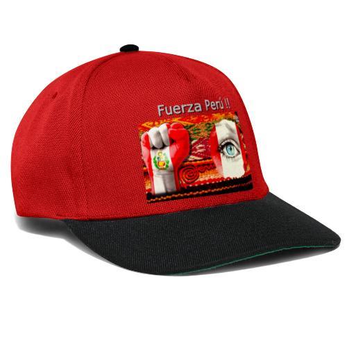 Telar Fuerza Peru I - Snapback Cap