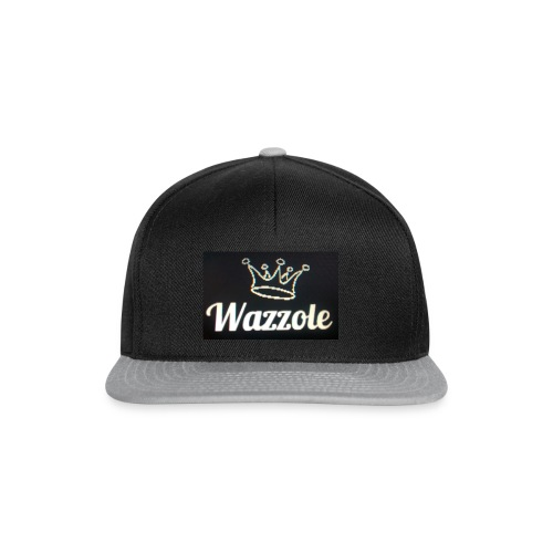Wazzole crown range - Snapback Cap