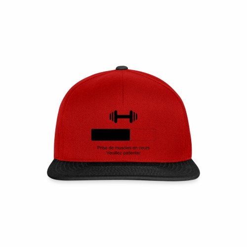 muscle - Casquette snapback