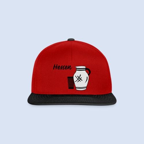 Hessen Bembel Geripptes - Snapback Cap